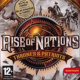 2003-Rise of Nations - Thrones