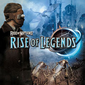 2006-Rise of Nations-Legends