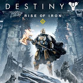 2016-Destiny-Rise of Iron