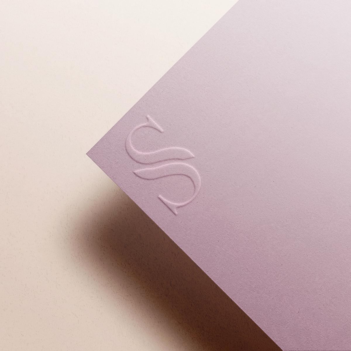 Logo Stationary Print Marketing