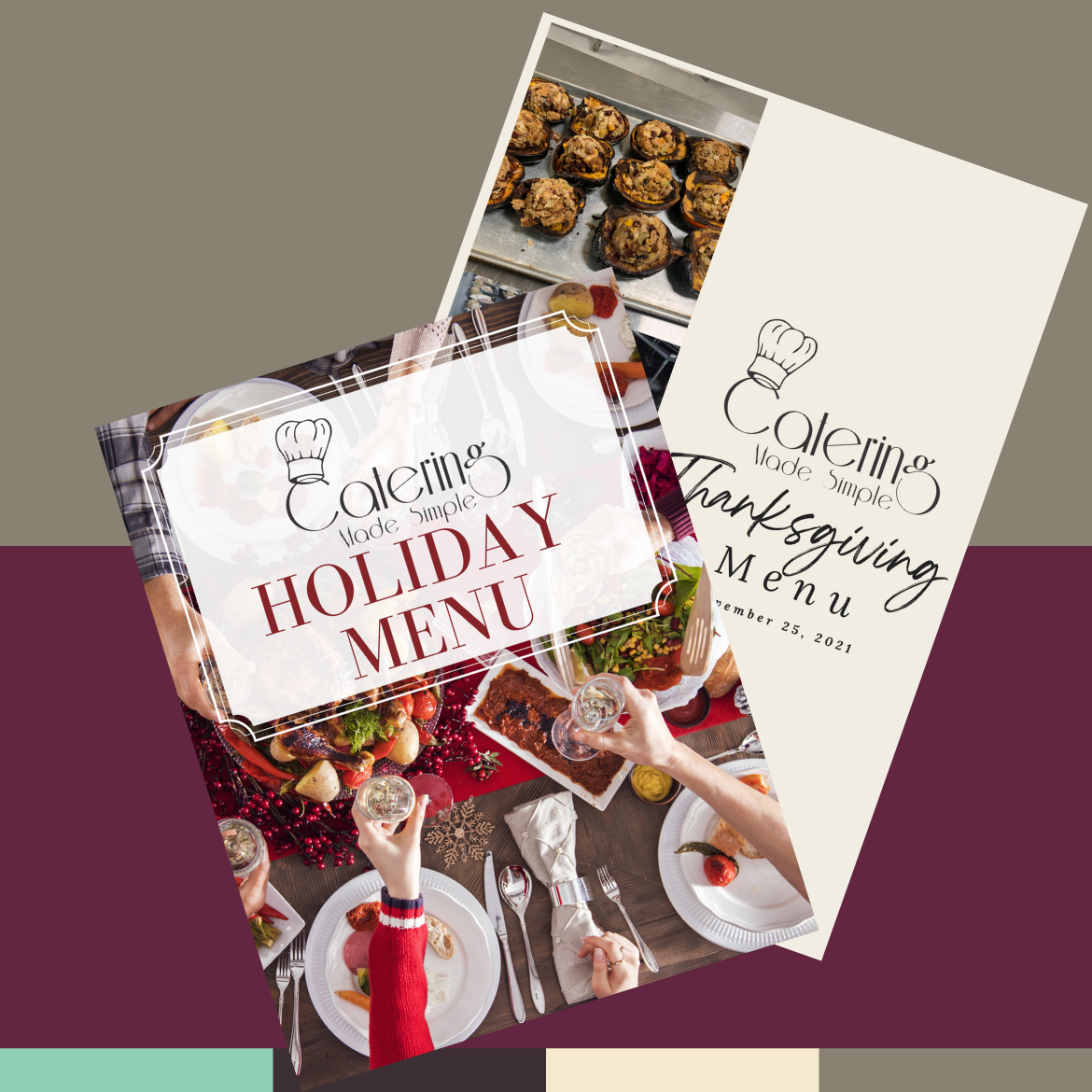 Catering Made Simple Holiday Menus