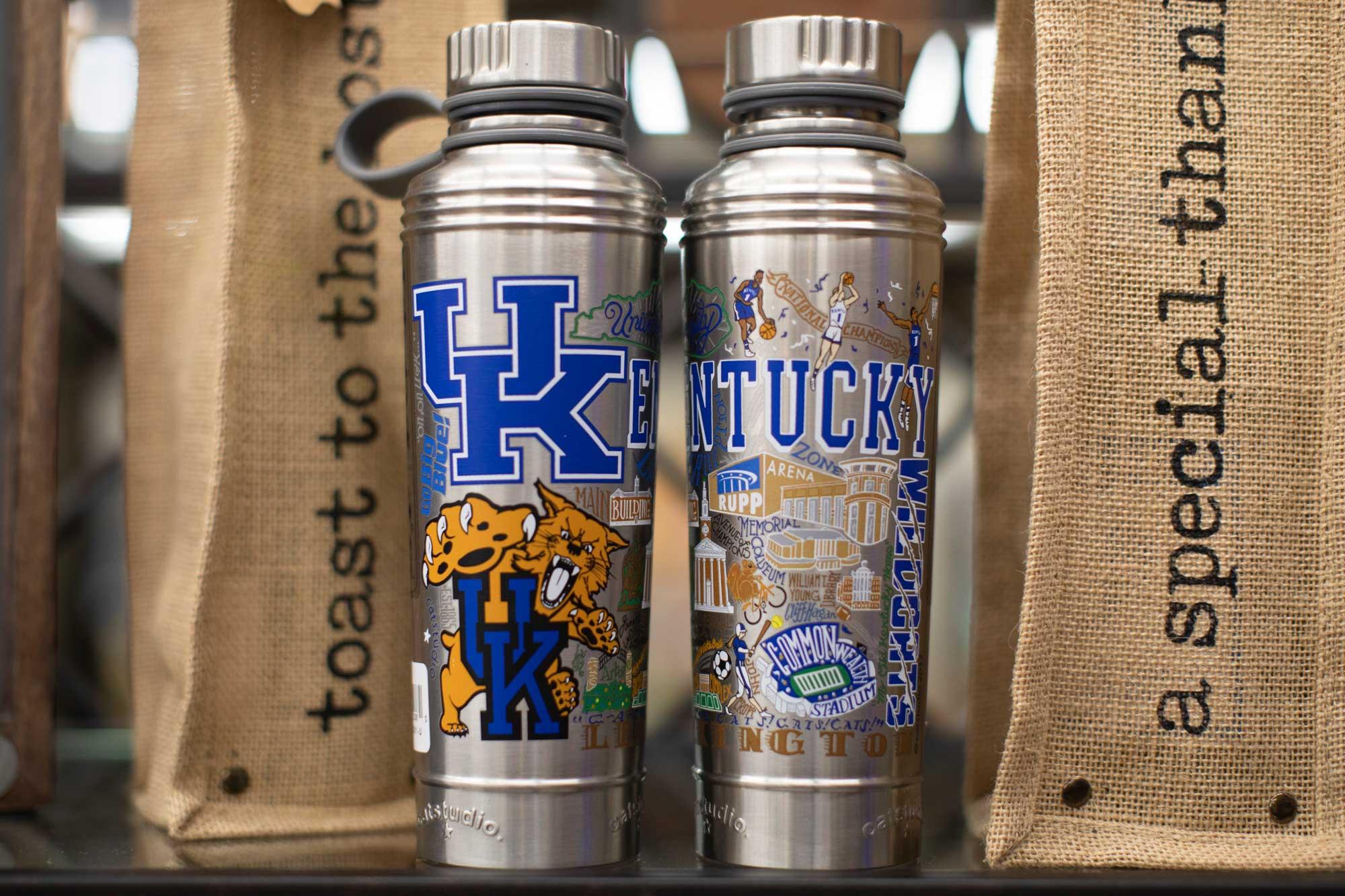 UK Kentucky thermos