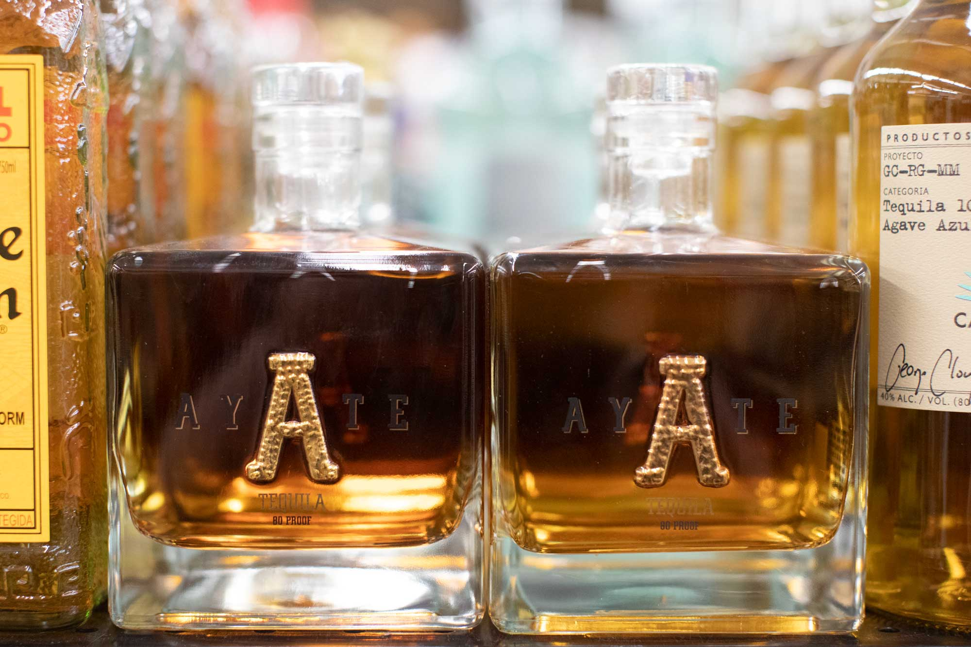 Ayate Tequila