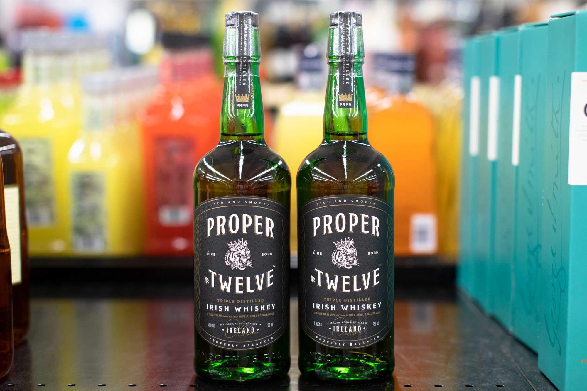 Proper 12 Whiskey