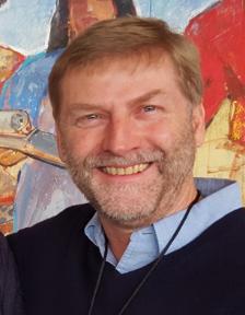 Portrait photo of Gordon L. Williams