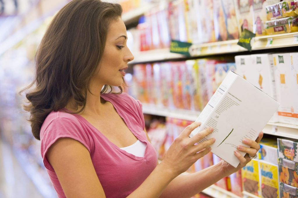 Labels, health, Nutrition