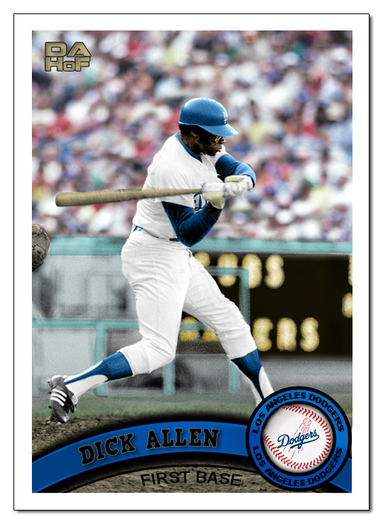 2011 Topps Legacy Card