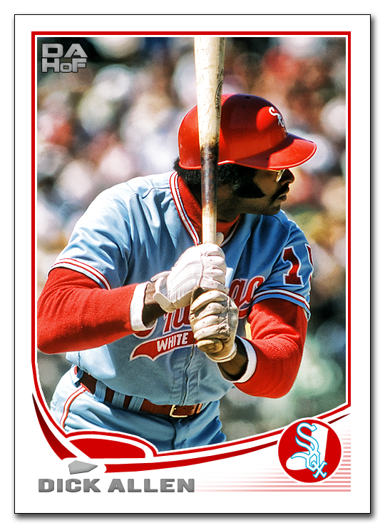 2013 Topps Legacy Card