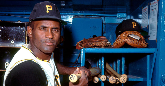 On this Day.. Clemente Hall of Fame