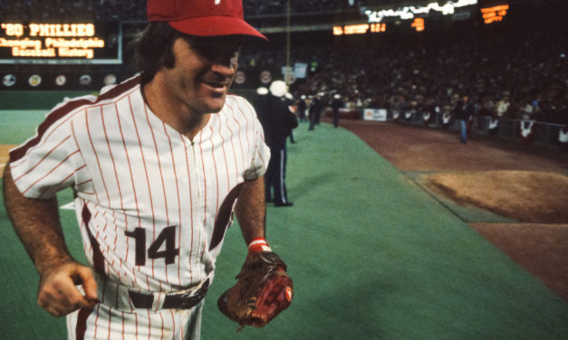 OTD Pete Rose steals 2nd, 3rd & home