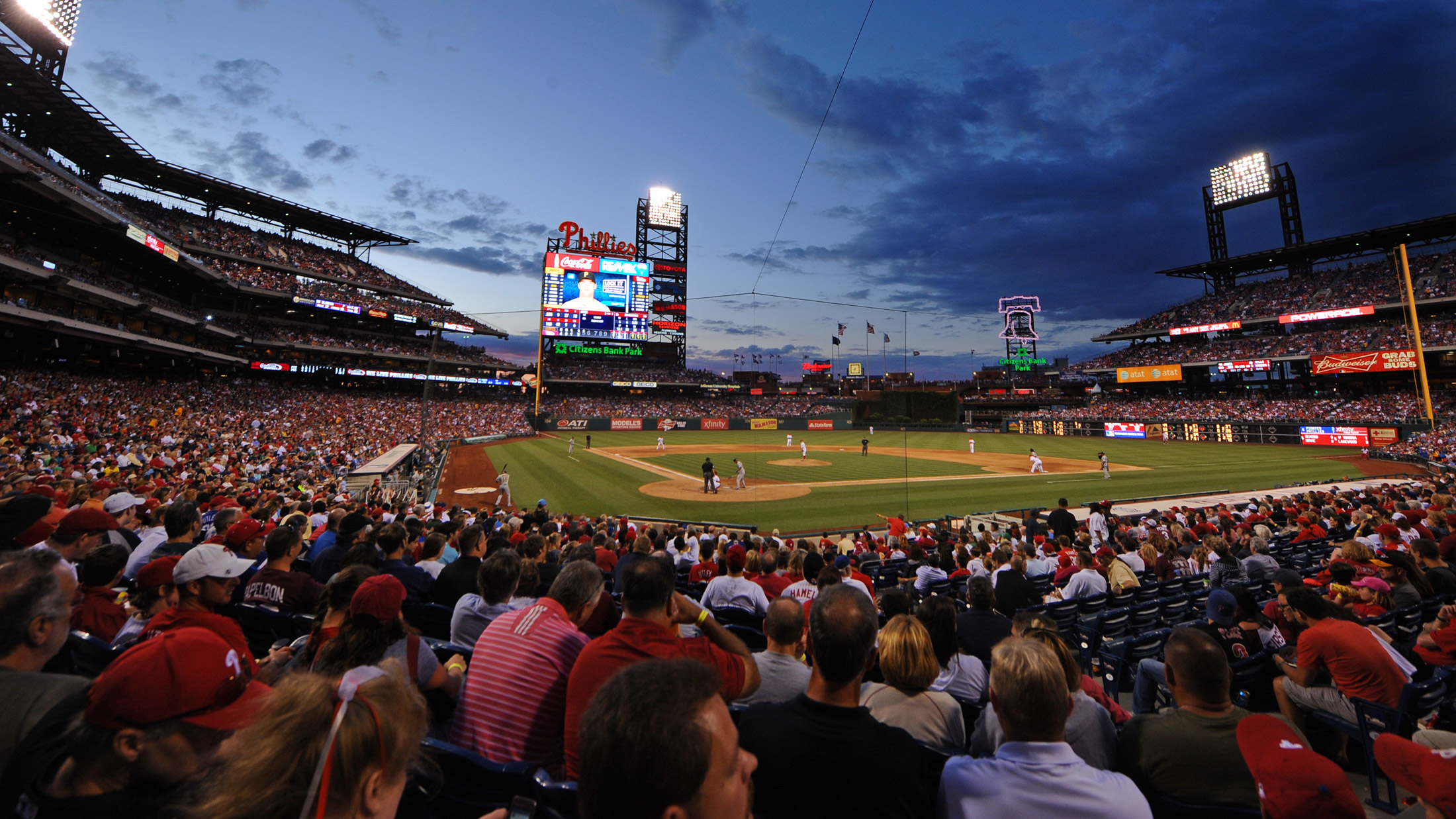 Getting ready at CBP