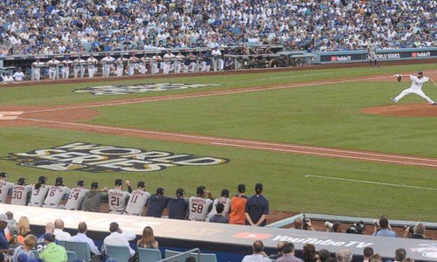 Dodger Blue World Series