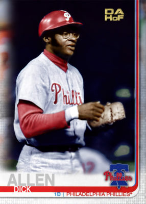 2019 Topps Legacy Card