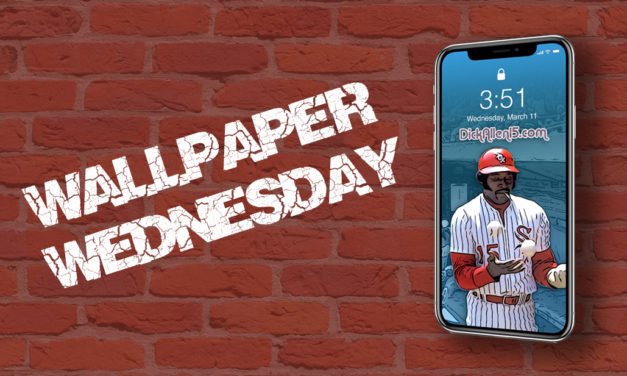 Wallpaper Wednesday – Baseball is Fun