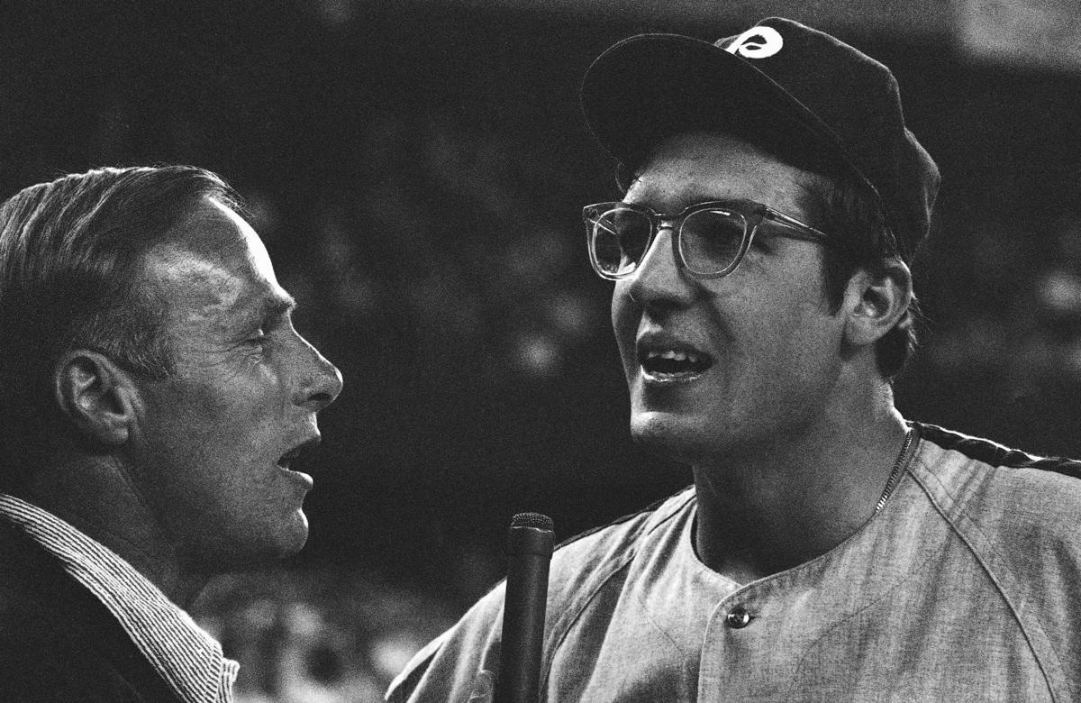 Today in 1971… Rick Wise has a day