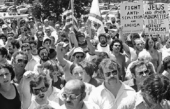 Skokie-protests