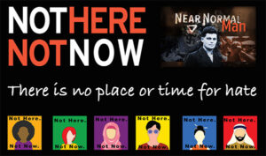 Not Here Not Now slide presentation