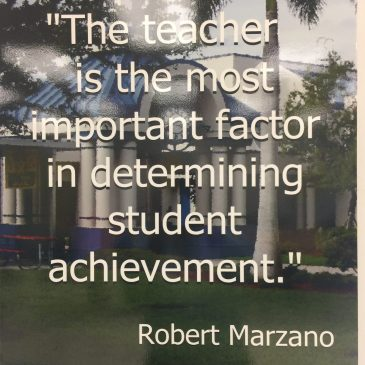 Change the Way Teachers Work