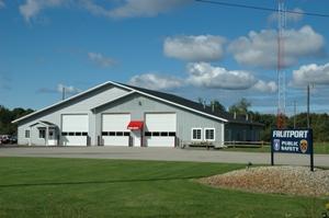 Fire Station #1 5815 Airline Hwy Fruitport, Mi 49415 (231) 865-6106