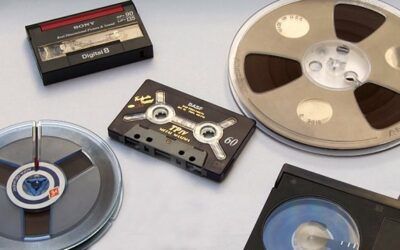 Digital Media and Film Storage