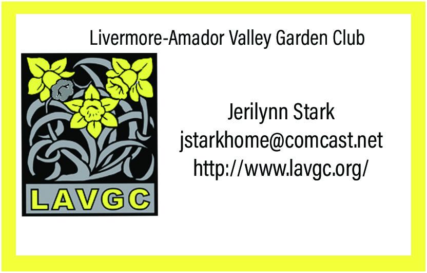 Livermore-Amador Valley Garden Club