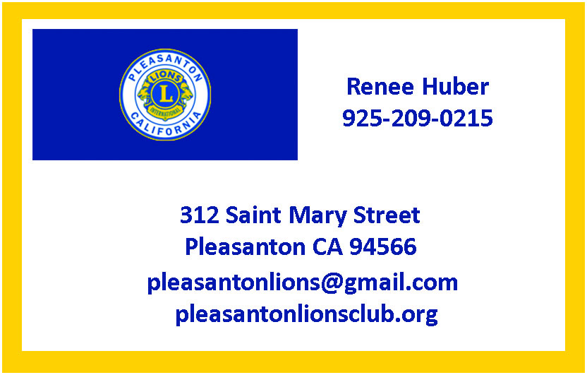Pleasanton Lions Club