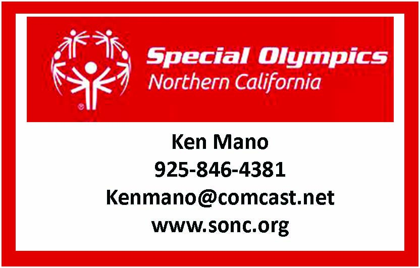 NorCal Special Olympics