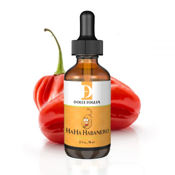 Habanero flavor for confection