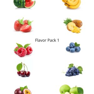 Oil Soluble Flavor Pack
