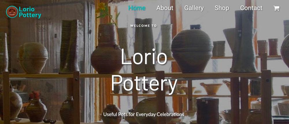 lorio pottery