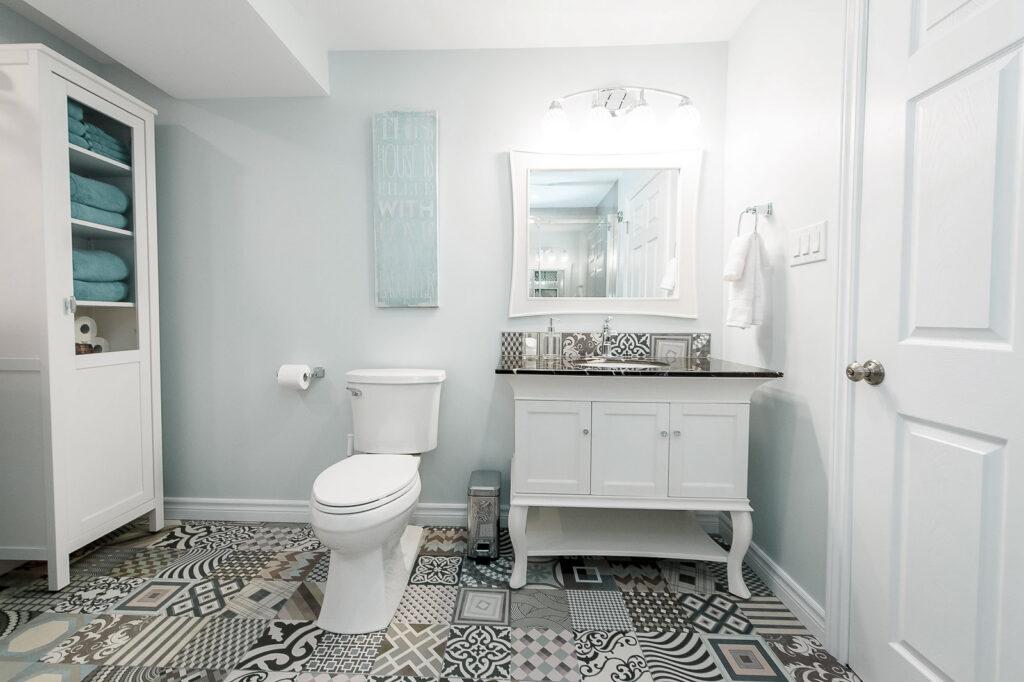 bathroom design in Ottawa