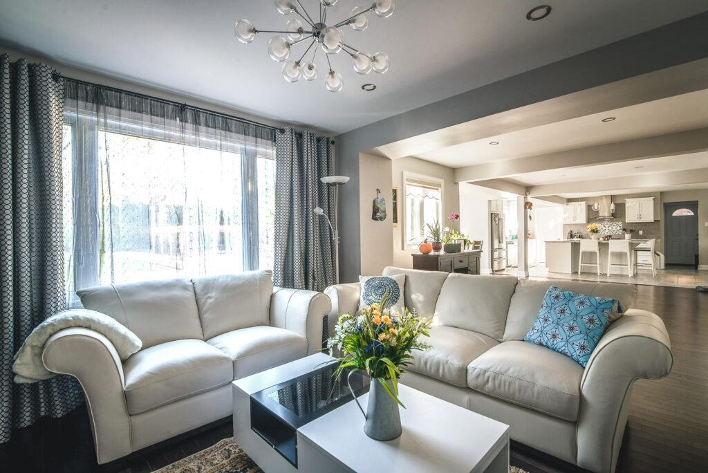 living room design in ottawa