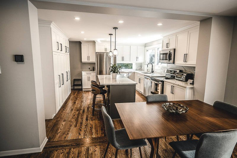 kitchen renovation in Ottawa
