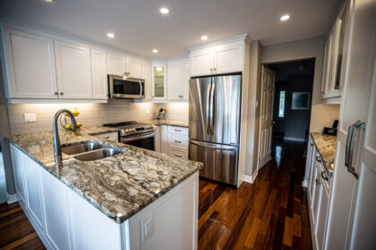 kitchen design in Ottawa