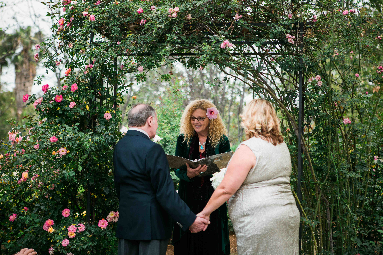 Wedding at Rose Garden