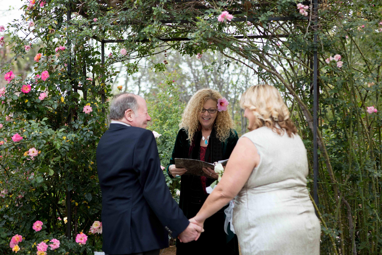Rose Arbor Wedding