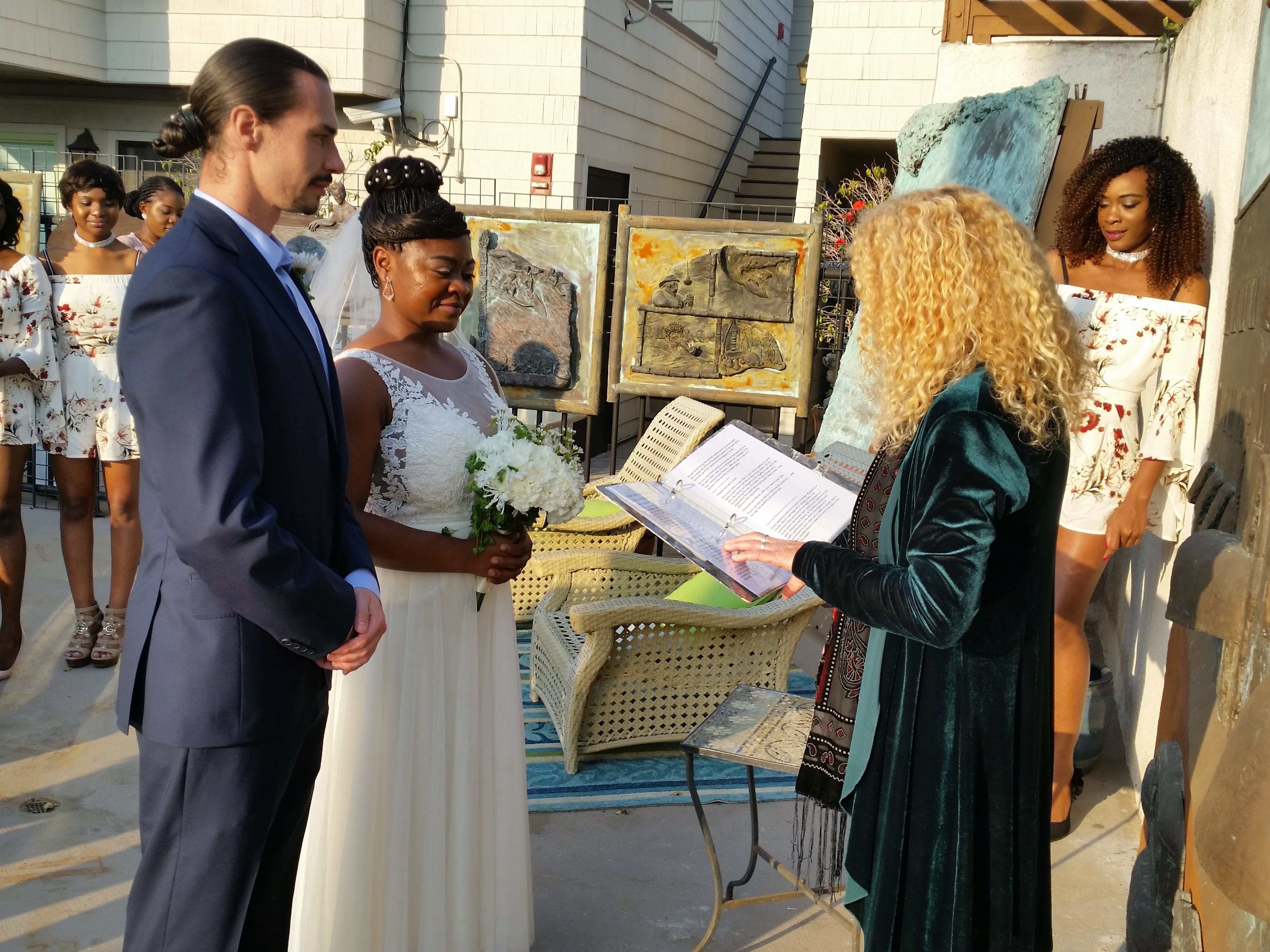 Art Hotel Wedding