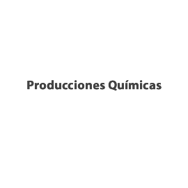 Producciones Químicas