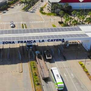 Zona Franca La Cayena le dice SÍ a las energías renovables