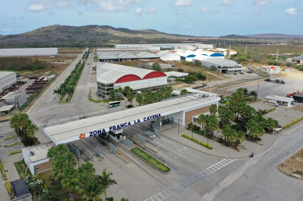 Zona Franca La Cayena
