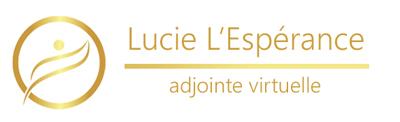Lucie L'Espérance - Adjointe Virtuelle
