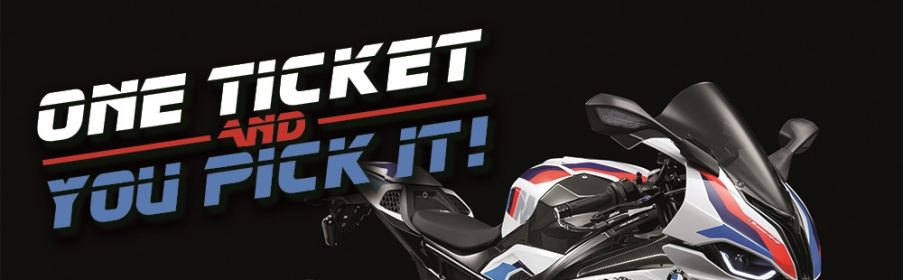 Win the BMW Motorcycle of Your Dreams!
