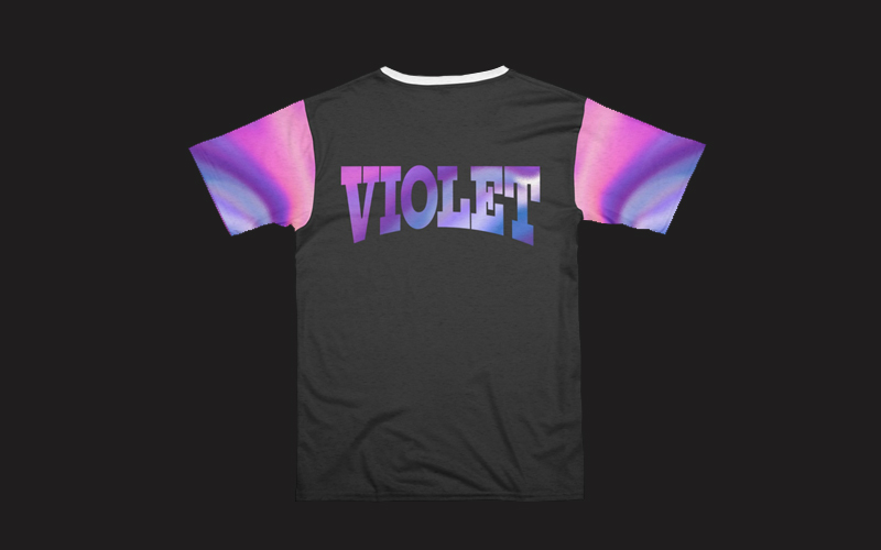 VioletShirt