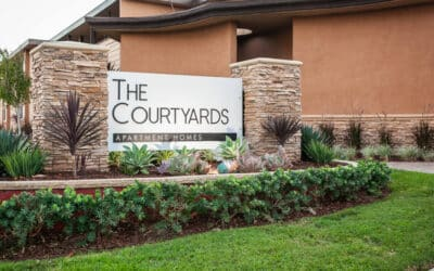 We Go Green at The Courtyards & Tierra Palms Apartment Homes