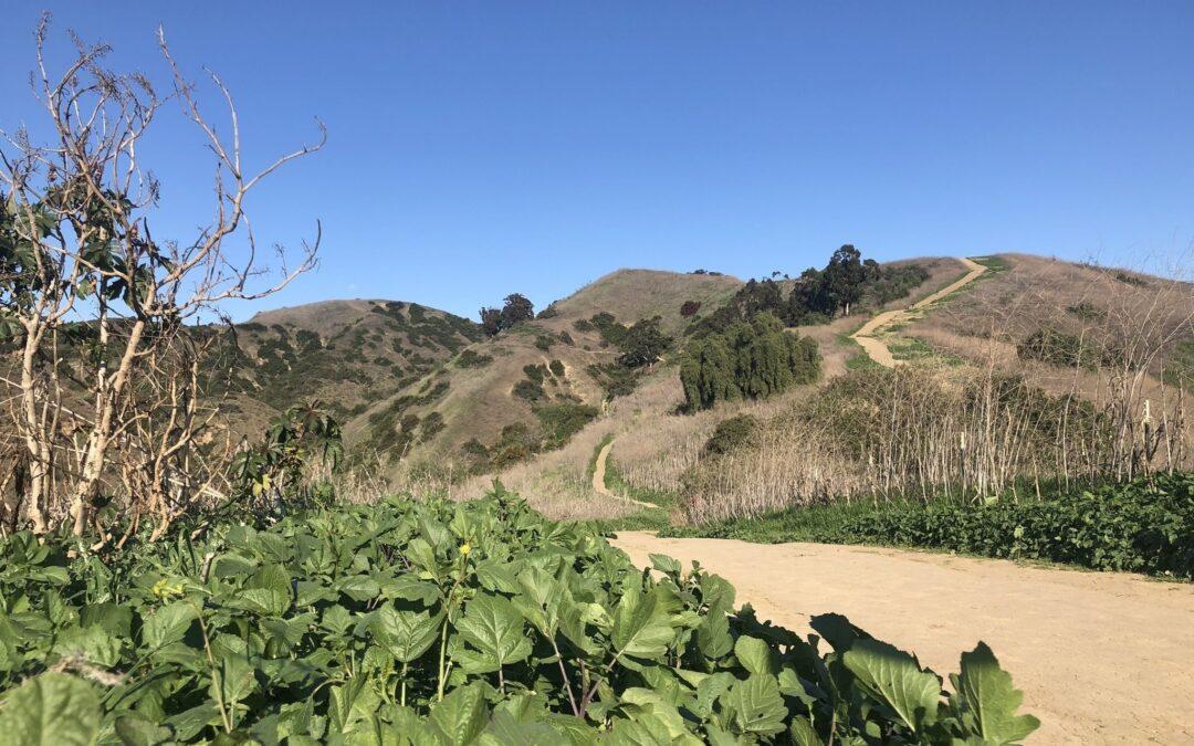 norwalk hiking trail