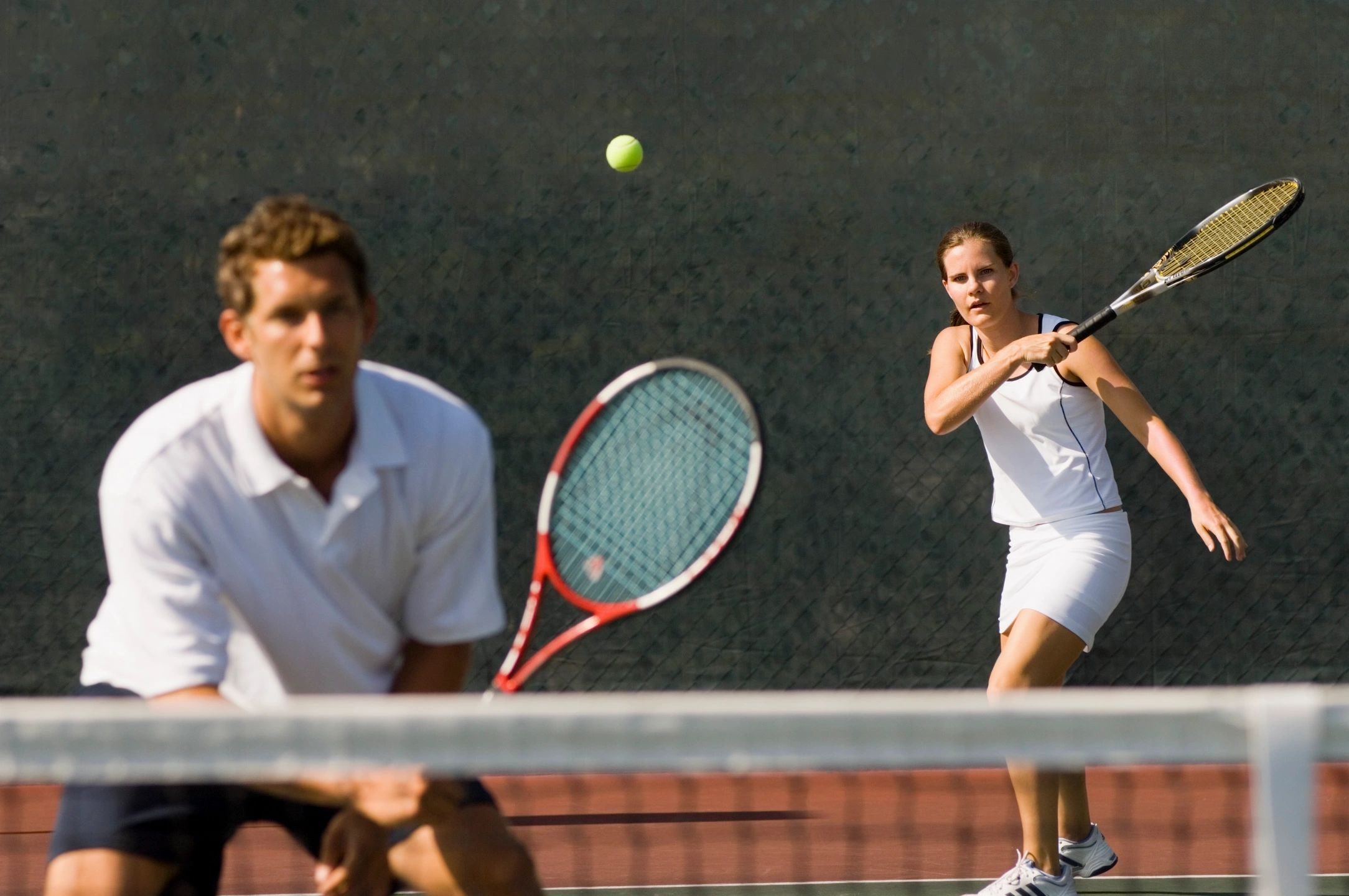 Natural social distancing of tennis benefits Racquet Clubs around the US