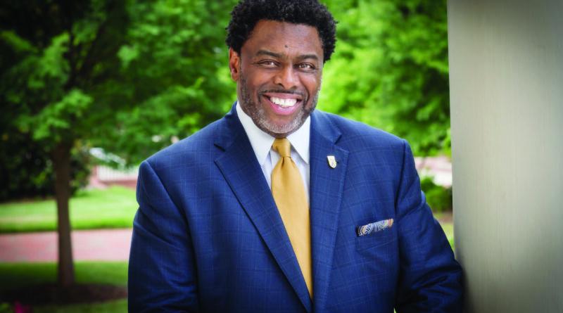 UNC Greensboro Chancellor, Dr. Franklin D. Gilliam, Jr.