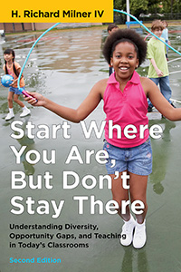 Start Where You Are, But Don't Stay There