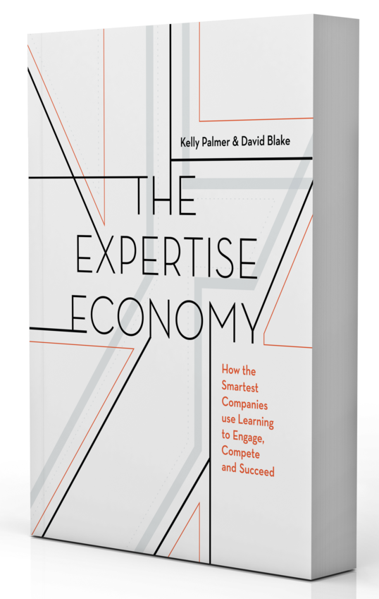 Expertise Economy Book Cover
