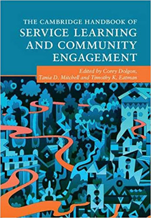 Book cover: Service Learning